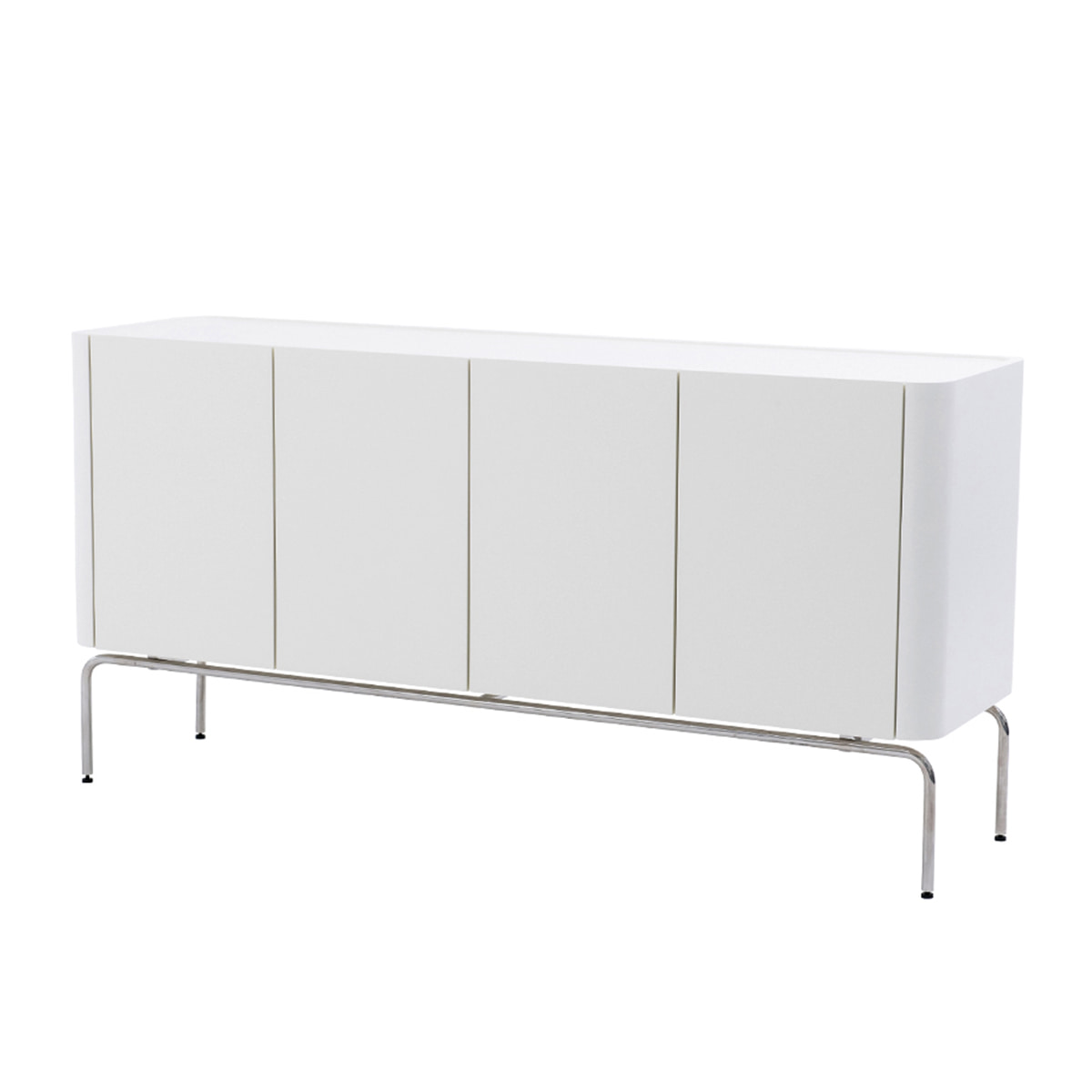 LINEA SIDE BOARD WHITE 1600